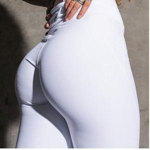 Sommer Ray Pants - Sommer Ray White Butt lift Active Legging✨